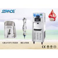 Best Fast Refrigeration Commercial Soft Ice Cream Machine With 3 Flavor 220V wholesale