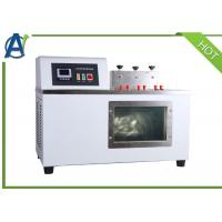 China Automatic Paraffin Wax Content in Petroleum Asphalts Test Apparatus by ASTM D721 on sale