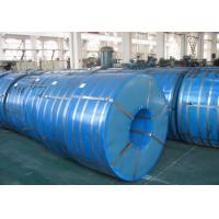 Best 750mm - 1250mm Zinc Coated Spangle Hot Dipped Galvanized Steel Coils wholesale
