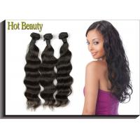Best Gloosy Cambodian Virgin Hair Extensions For Adults Clean & Neat Ends Body Wave Can Be Permed wholesale