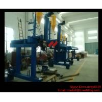Best Automatic T / H Beam Welding Machine For H Beam Production Line 5000mm Railspan wholesale