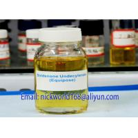 Best Equipoise Boldenone Undecylenate Powder Yellowish Steroid Oil For Build Muscle wholesale