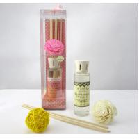 Best 100ml Fragrance Reed Diffuser Essential Oil diffuser with Ceramic Collar and Reeds TS-RD33 wholesale