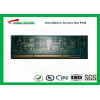 Best 8layer Quick Turn PCB Prototyping FR4 tg150 Gold Finger PCB wholesale