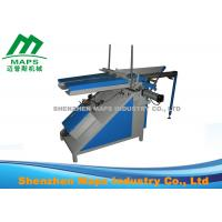 Best Automatic Cushion Covering Machine , High Efficiency Sofa Cushion Finger Machine wholesale