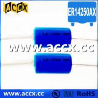 Best ER14250H-AX 1/2aa 1.2Ah 3.6v medical lithium battery wholesale