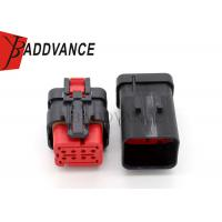 Best 8 Pin 16 Series Tyco AMP Connectors Male And Female Connectors 776532-1 776538-1 wholesale