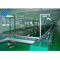 China Triple Speed Conveyor Automatic Assembly Line For TV DVD Washing Machine on sale