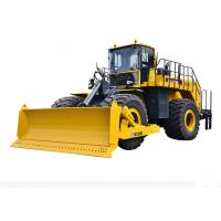 China 410KN Wheel Bulldozer mining and earthmoving machinery DL1200K with luxurious cab on sale