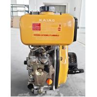 Best 4Hp diesel engine KA170F yellow engine from WUXI KAIAO POWER wholesale