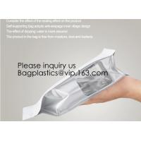Best Aluminum Foil Medicine Weed Seeds Packaging bag with Zip Lock,Barrier Stand up Plastic Food Packaging Bag Retort Pouch f wholesale