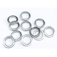 China Stainless Steel Spring Washer Strong Locking , Curved Disc Spring Washer on sale