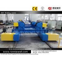 Best Automatic Pipe Welding Turning Rolls Motorized For Pressure Vessels wholesale