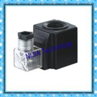 Best AC220V AC110V DIN43650 YUYEN Hydraulic Solenoid Coil inner hole 20mm high 52mm wholesale