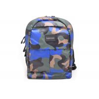 TPU Coating Fabric Custom Made Backpacks With Multiple Pockets To Store Essentials