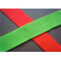 Cheap 4 Cm Wide Woven Jacquard Ribbon Trim / Personalised Woven Ribbon for sale