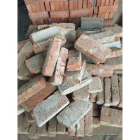 Best Natural Surface Old Wall Bricks High Bending Strength 240*60*22mm wholesale
