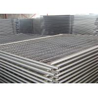 Best Eco - Friendly Australian Temporary Fencing 2.4X2.1 M Recycle And Low Cost wholesale