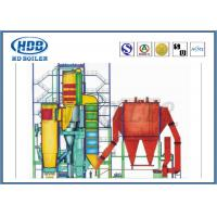 Best Thermal Efficiency CFB Circulating Fluidized Bed Boilers , Hot Water Boiler Coal Biomass Fired wholesale