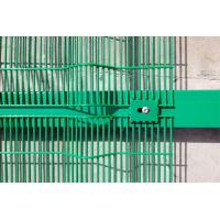 Buy cheap Heavy Duty 358 Security Mesh , Anti Climb Mesh Fence 2.0m-3.0m Width from wholesalers