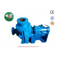 China High Chromium Alloy Horizontal Industrial Water Pump 100ZJ - A50 85-360m³/h Capacity on sale