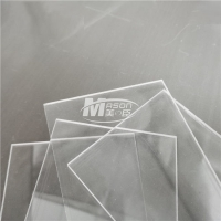 Best 5mm 4x8 Feet V0 fire retardant acrylic sheet Transparent And Color wholesale