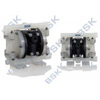 Best Pneumatic Air Operated Double Diaphragm Pump With Shut - Off Valves wholesale