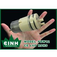 China Low Noise Micro Brushless DC Miniature Diaphragm Pump For Liquid Or Gas on sale