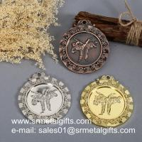 Custom unique metal medals supplier in China