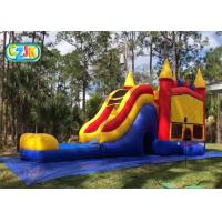 Best Shopping Mall Blow Up Water Bounce House Customized Design SGS Certification wholesale