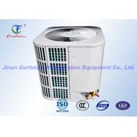 Buy cheap Air Cooled Copeland Condensing Unit For Supermarket Refrigeration from wholesalers