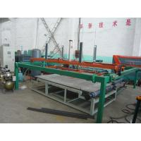 Quality Microcomputer Control System Lightweight Wall Panel Forming Machine for Building Moulding Board wholesale