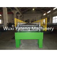 Quality Chain Driven Door Frame Making Machine , Wall Panel Roll Forming Machine 1 Year Warranty wholesale