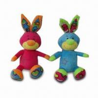 Best Plush Animal Toys, 3 Assorted Colors, Measures 22cm, Available in Various Sizes and Designs wholesale
