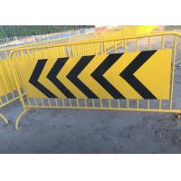 Best Crowd Control Barricade With Reflective Band For Show Direction wholesale