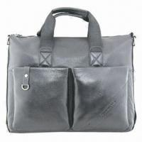 Best Laptop Bag, Made of Genuine Leather, Suitable for 14 Inches, Size of 39x26x8cm wholesale