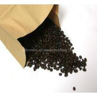 China Heat Sealed 2lb Brown Kraft Paper Valve Bag for Coffee Rice Packaging (CB03V055A) on sale