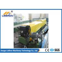 Best Stable Transmission Gutter Forming Machine Continuous Automatically Production wholesale