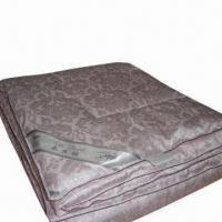 Best 100% mulberry silk quilt, washable wholesale