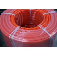 Buy cheap Red PU Smooth Round Belt Hardness 90A Transmission Belt from wholesalers
