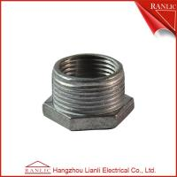 Cheap ISO9001 Electrical Conduit Reducers For Connection , Small Conduit To Big Size for sale