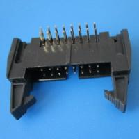 Best 1 1.27 2 2.54 3.96 5.08mm pitch IDC connector DIP box header Ejector header for PCB connector wholesale