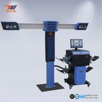 Best Diagnostic Car Workshop 3D Wheel Alignment Balance Machine With CE ISO Certificate wholesale