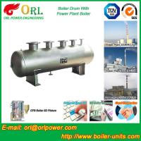Best Single Drum Type Boiler High Corrosion LPG Steam Boiler Unit , Mud Drum wholesale