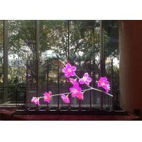Best P7.8mm SMD 3-in-1 Full Color Outdoor Transparent LED Screen Outdoor Glass LED Screen wholesale