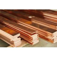 Best High Purity Copper Flat Plate Sheet Thickness 0.2mm-30mm Corrosion Resistance wholesale