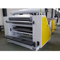 Best High Speed Corrugated Cardboard Machine 2 Ply Single Facer Production Line wholesale