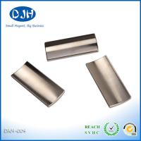 Best Accurate Angles N35 Neodymium Magnets For Motor / Generator 12.4 - 13 KGs Remanence wholesale