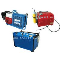 China 300 bar air compressor breathing air compressor and for diving on sale
