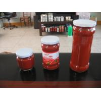Best No Sugar Tomato PasteCan , Tomato Paste In Drums Without Additives wholesale